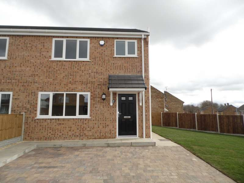3 Bedrooms Property for sale in East View Campsall Doncaster