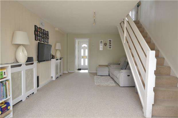 2 Bedrooms End Of Terrace House for sale in Thorney Leys, WITNEY, Oxfordshire, OX28 5LR