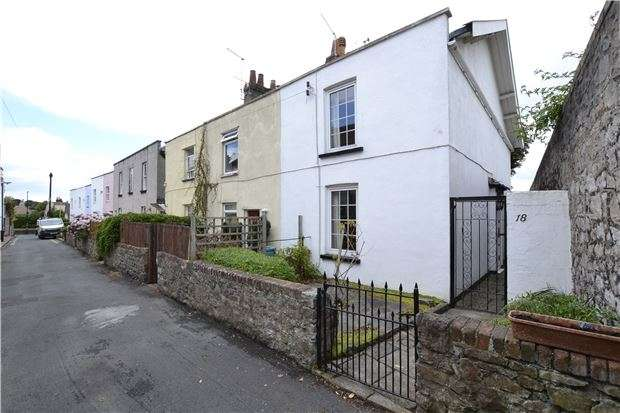 2 Bedrooms End Of Terrace House for sale in Albert Place, Westbury-On-Trym, BRISTOL, BS9 4AF