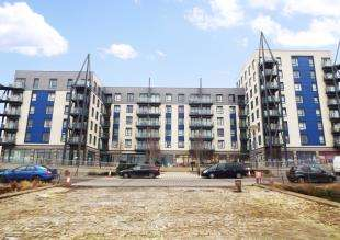 1 Bedroom Flat for sale in The Boathouse, Ocean Drive, Gillingham, Kent