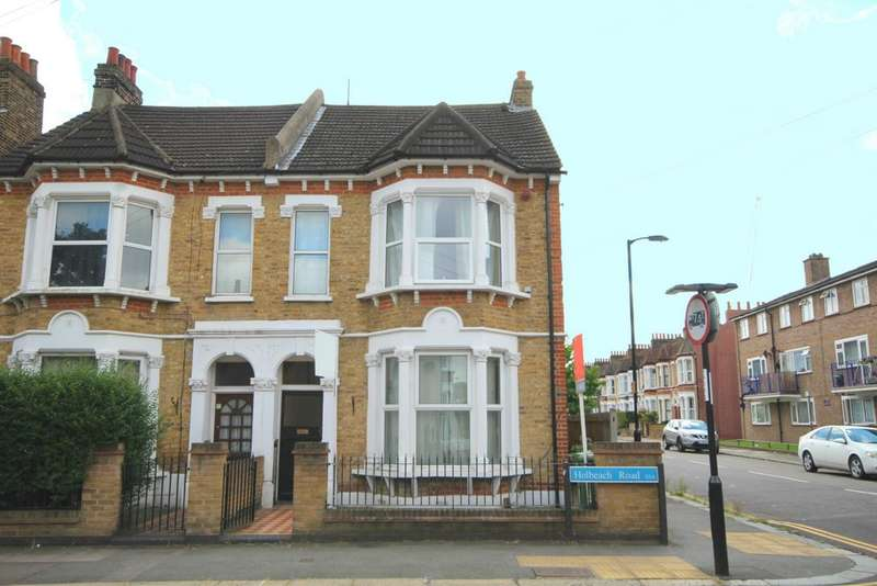 2 Bedrooms Flat for sale in Holbeach Road, Catford, SE6