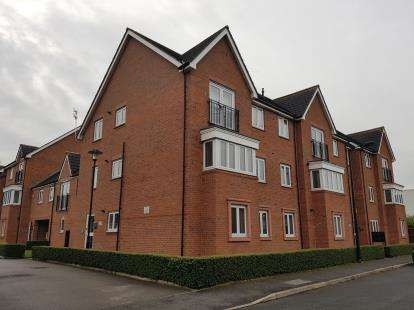 2 Bedrooms Flat for sale in Pineacre Close, West Timperley, Altrincham, Greater Manchester