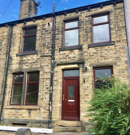 4 Bedrooms Terraced House for sale in Barcroft Road, Newsome, Huddersfield, West Yorkshire