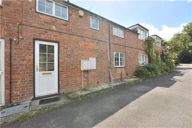 3 Bedrooms Terraced House for sale in Blenheim Cottages, School Lane, Shurdington, GL51 4TF