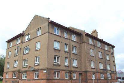 1 Bedroom Flat for sale in Sir Michael Street, Greenock