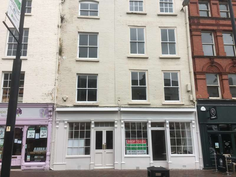 Property for rent in 2-3 High Town, Hereford, Hereford, Herefordshire, HR1 2AA