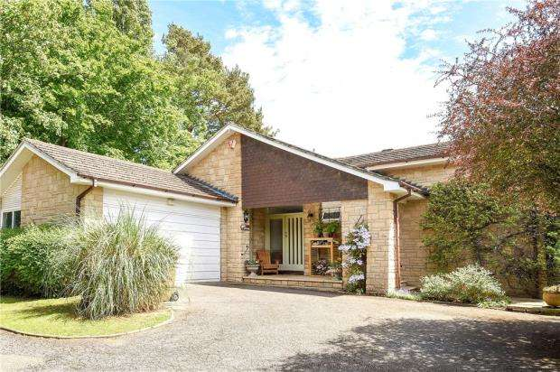 3 Bedrooms Detached Bungalow for sale in Aldersey Road, Guildford, Surrey
