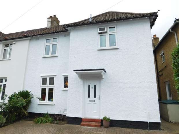 3 Bedrooms Semi Detached House for sale in Thornhill Road, Surbiton