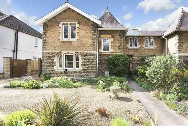 3 Bedrooms Semi Detached House for sale in Nursery Villas, Dommetts Lane
