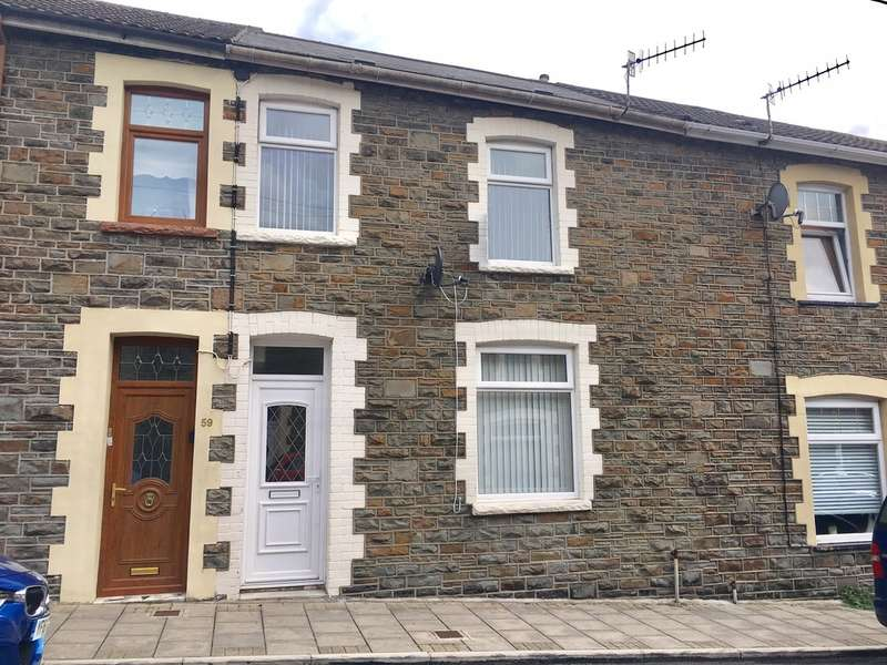 4 Bedrooms Terraced House for sale in Herbert Street, Abercynon, Mountain Ash