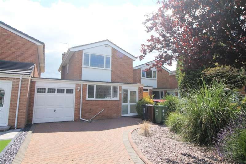 3 Bedrooms Detached House for sale in Turnacre, Freshfield, MERSEYSIDE