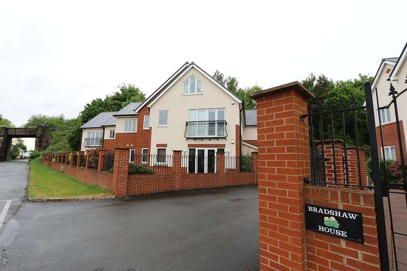 2 Bedrooms Apartment Flat for sale in 4, Bradshaw House, Bradshaw Lane, Grappenhall, Warrington, Cheshire, WA4 2QN