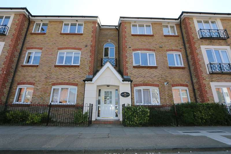 2 Bedrooms Flat for sale in 100 Canbury Park Road, Kingston upon Thames, London, KT2 6HB