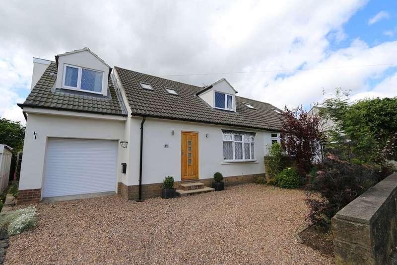 4 Bedrooms Semi Detached House for sale in Clarendon Road, Eldwick, West Yorkshire, BD16 3DL