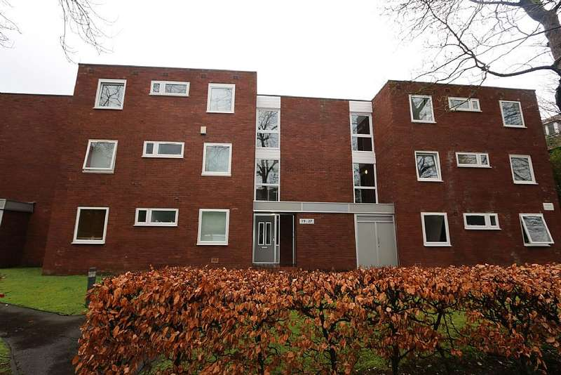 1 Bedroom Ground Flat for sale in Flat 20, Dudley Court, Carlton Road, Manchester, Greater Manchester, M16 8DA