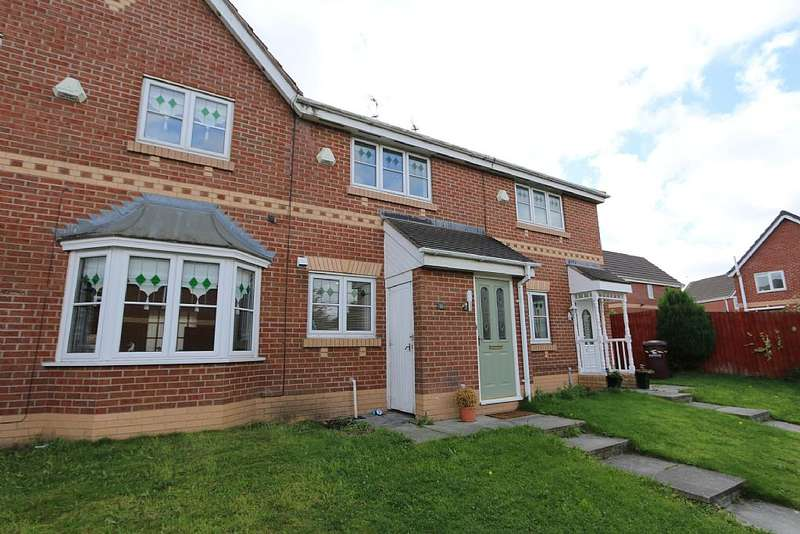 2 Bedrooms Town House for sale in 11, Elwood Close, Kirkby, Liverpool, Merseyside, L33 4EX
