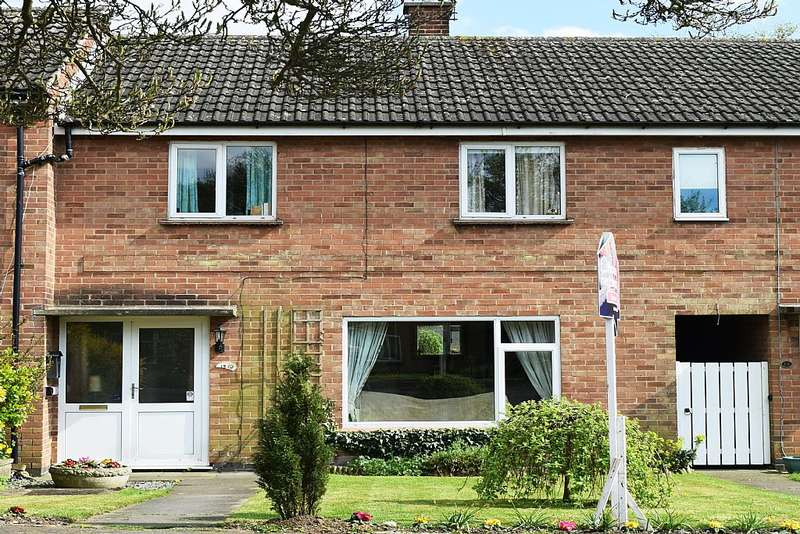 4 Bedrooms Terraced House for sale in 13, Field Close, Houghton on the Hill, Leicester, Leicestershire, LE7 9GS