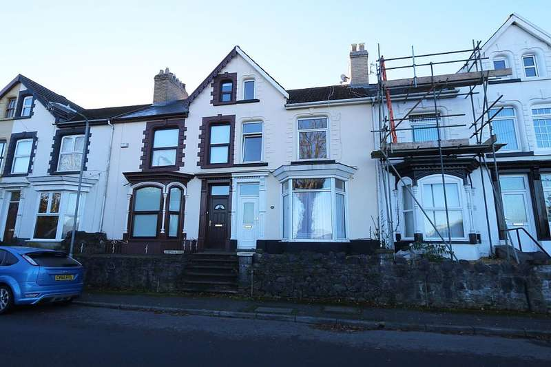 3 Bedrooms Terraced House for sale in 28, Hillside, Neath, South Wales, SA11 1TS