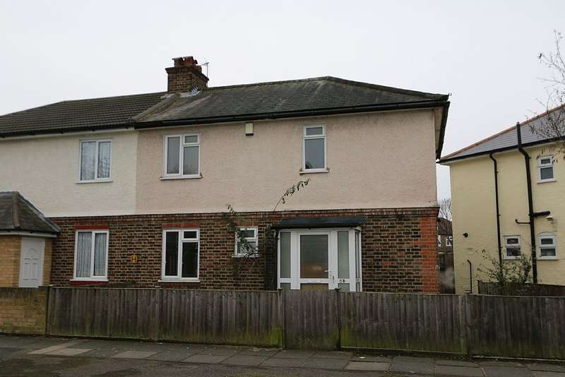 3 Bedrooms Semi Detached House for sale in Lambert Avenue, Richmond, London, TW9 4QT