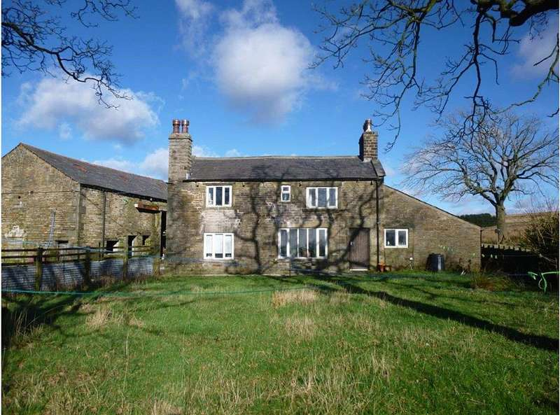 3 Bedrooms Farm House Character Property for sale in F J H Associates, Moses Cockers Farmhouse & Barn, Sheephouse Lane / Belmont Road, Rivington, Bolton / Chorley, Lancashire, BL6 7SD