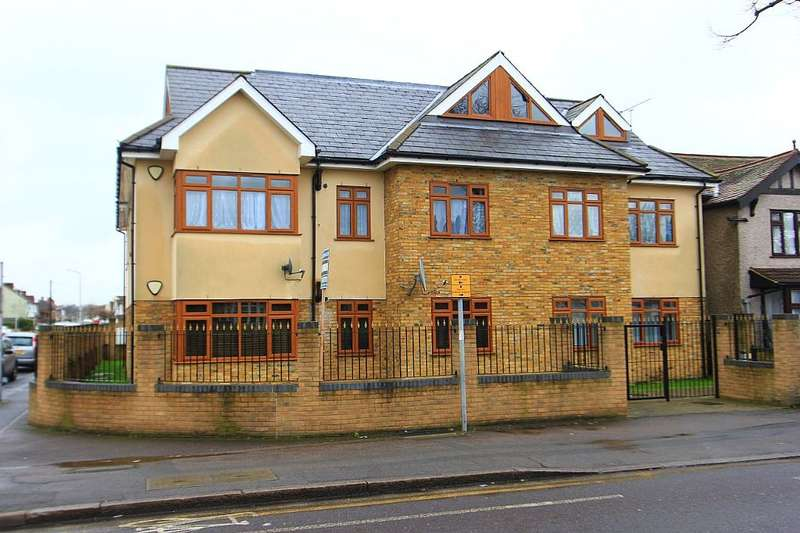 2 Bedrooms Flat for sale in Kelly Jay Court, 120 Mawney Road, Romford, London, RM7 7JB