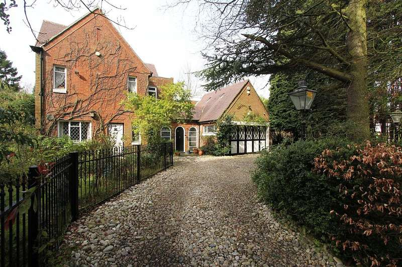 4 Bedrooms Detached House for sale in Woolsington Park South, Woolsington, Newcastle upon Tyne, Tyne and Wear, NE13 8BJ