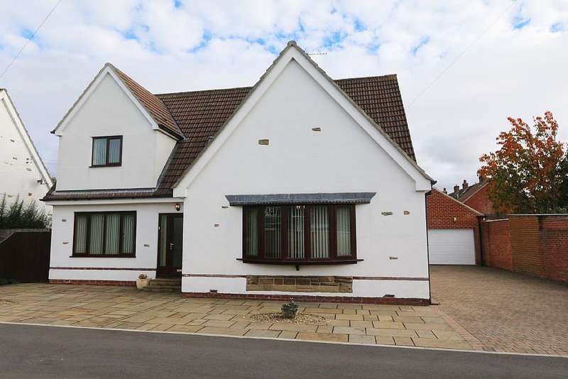 4 Bedrooms Detached House for sale in Rowan Drive, Great Ayton, North Yorkshire, TS9 6DN