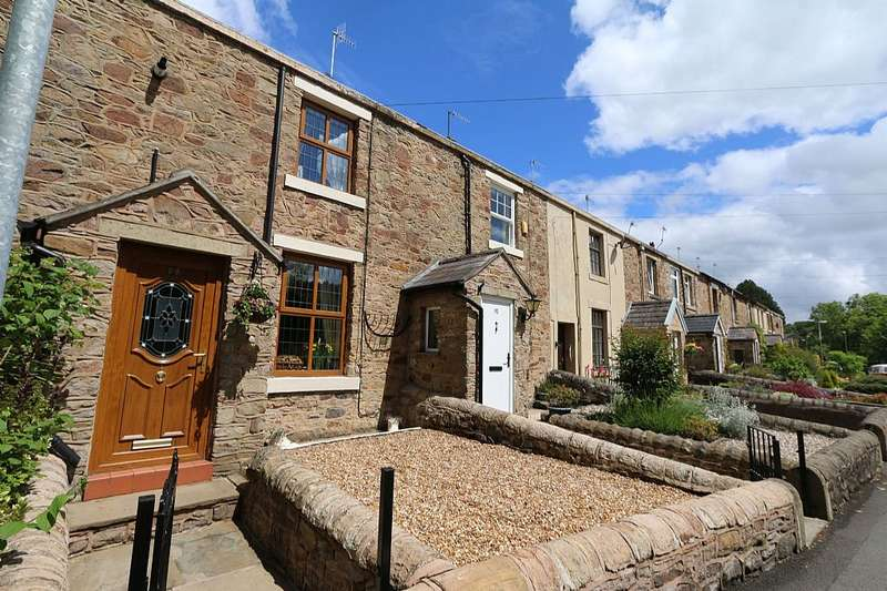 2 Bedrooms Cottage House for sale in Whalley Road, Sabden, Clitheroe, Lancashire, BB7 9EA