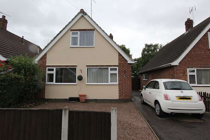 3 Bedrooms Detached Bungalow for sale in Seaburn Road, Toton, Nottingham, Nottinghamshire, NG9 6HN