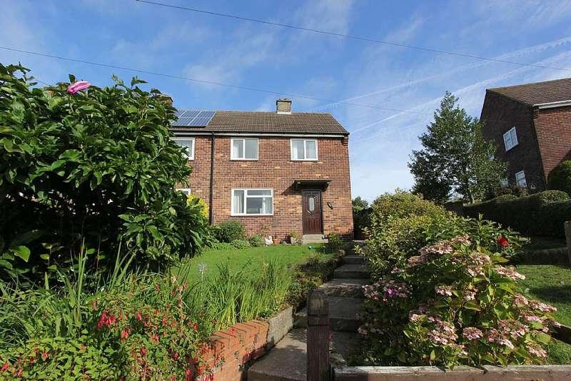 2 Bedrooms End Of Terrace House for sale in Chapel Street, Smisby, Ashby-de-la-Zouch, Derbyshire, LE65 2TJ