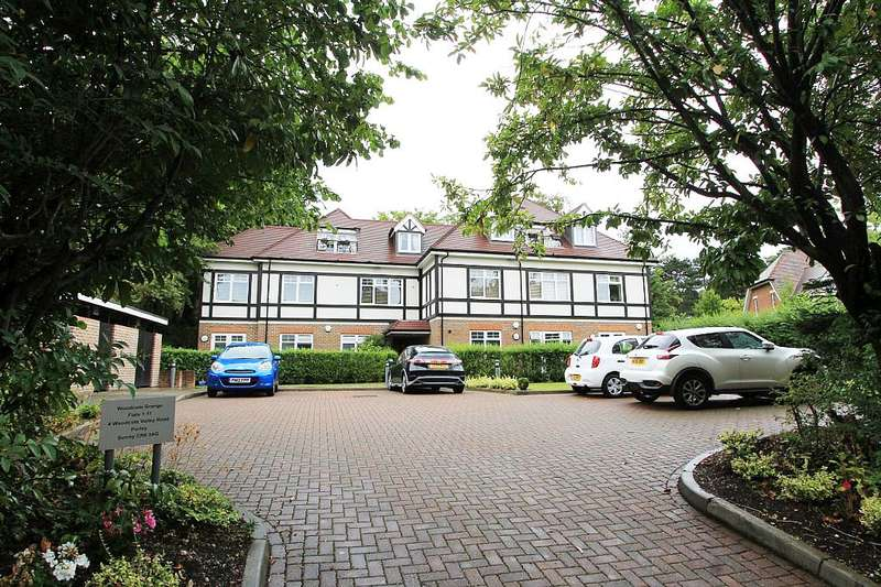 2 Bedrooms Apartment Flat for sale in 4 Woodcote Valley Road, Purley, London, CR8 3AG