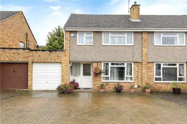 3 Bedrooms Semi Detached House for sale in Nursery Road, Taplow, Maidenhead