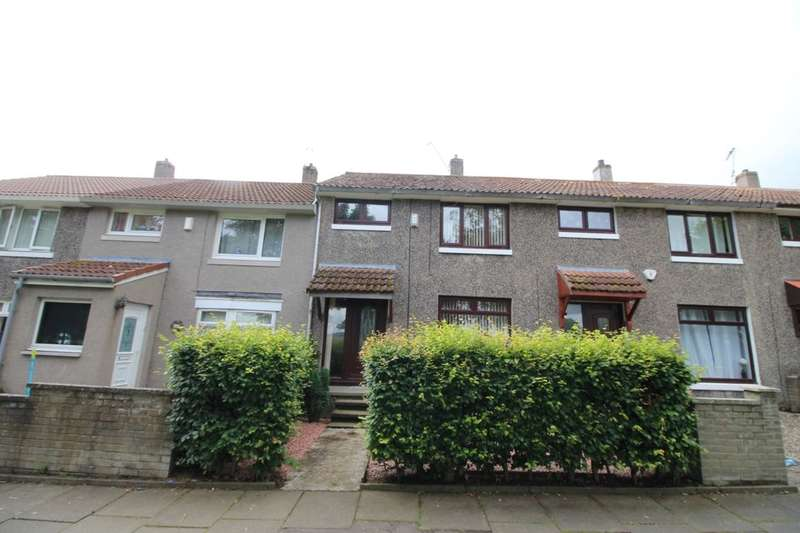 3 Bedrooms Property for sale in Ralston Court, Glenrothes, KY6