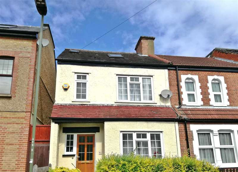 4 Bedrooms End Of Terrace House for sale in Aroll Road, Beckenham