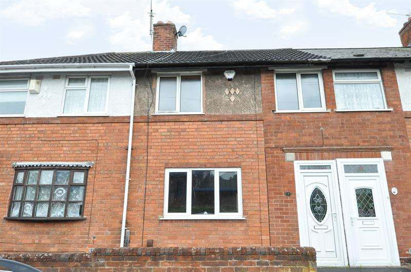 3 Bedrooms Terraced House for sale in Ardath Road, Kings Norton, Birmingham