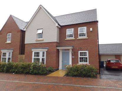 4 Bedrooms Detached House for sale in Meadow Crescent, Cotgrave, Nottingham
