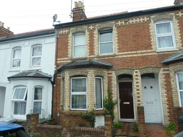 3 Bedrooms Terraced House for sale in Clifton Street, Reading