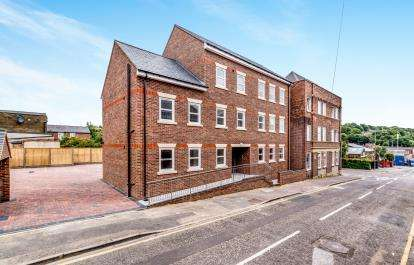 1 Bedroom Flat for sale in St. Judes Court, 54 Duke Street, Luton, Bedfordshire