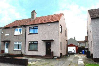 3 Bedrooms Semi Detached House for sale in Whatriggs Road, Kilmarnock