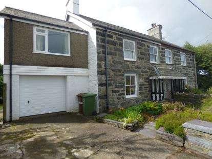 4 Bedrooms Semi Detached House for sale in Bryn Poeth, Tregarth, Bangor, Gwynedd, LL57
