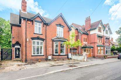 4 Bedrooms Detached House for sale in Banks Street, Willenhall, West Midlands