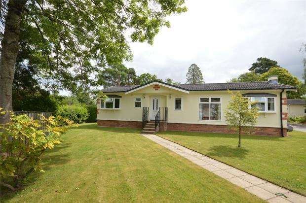2 Bedrooms Detached Bungalow for sale in Millwood, New Park, Bovey Tracey, Newton Abbot