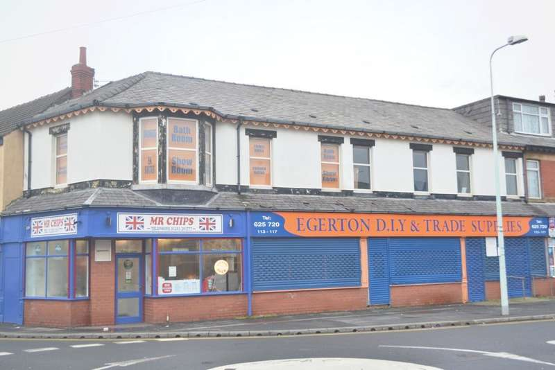Shop Commercial for sale in Egerton Road, Blackpool, FY1