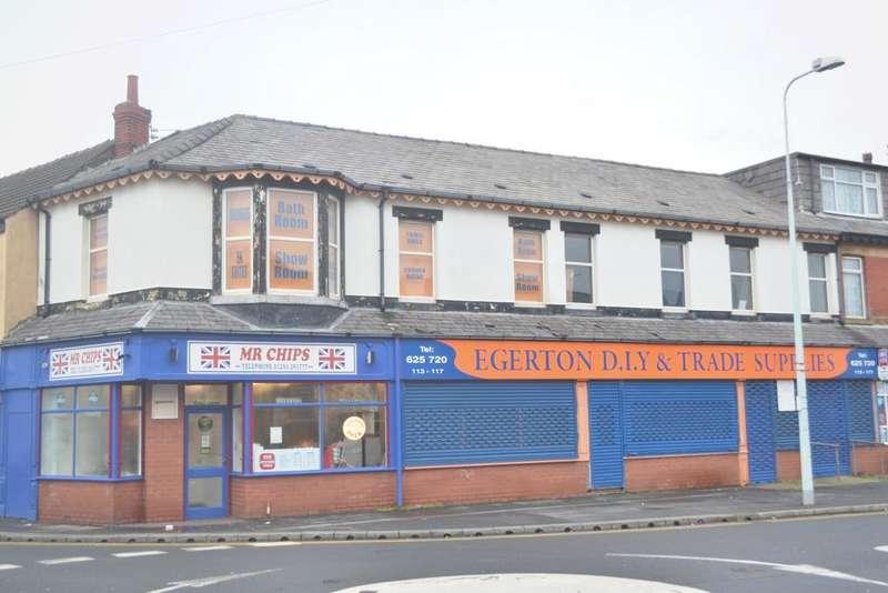 Shop Commercial for sale in Egerton Road, Blackpool, FY1