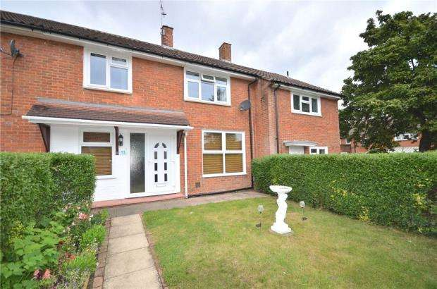 3 Bedrooms Terraced House for sale in Ashridge Green, Bracknell, Berkshire