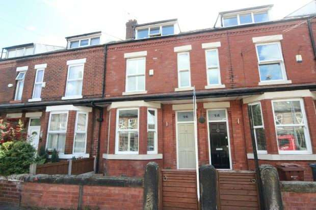 4 Bedrooms Terraced House for sale in Leopold Avenue, Manchester