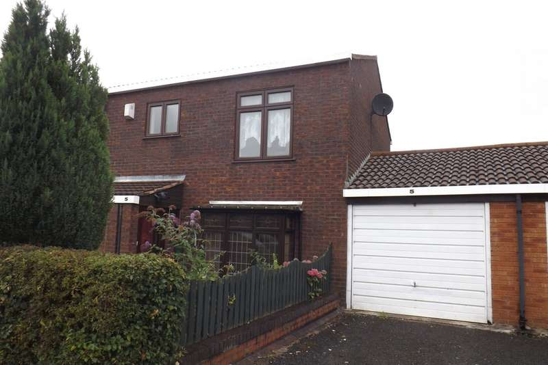 3 Bedrooms Semi Detached House for sale in Ebmore Drive, Birmingham