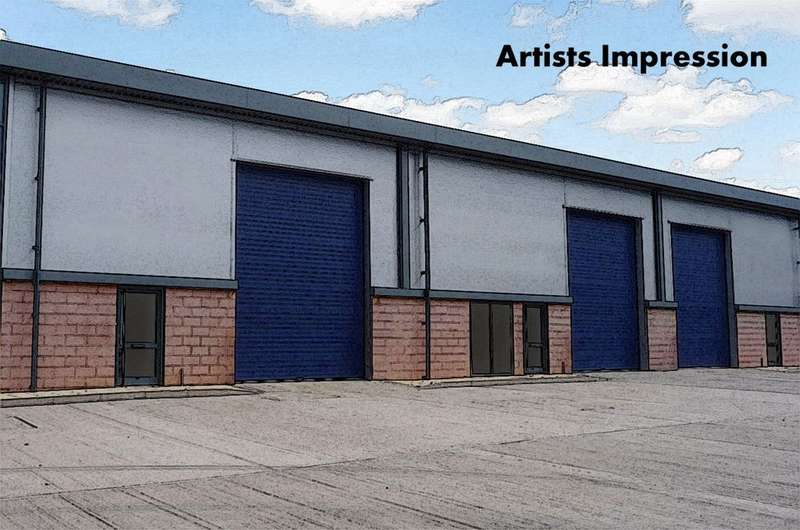 Light Industrial Commercial for sale in Vale Business Park, Crab Apple Way, Evesham, WR11