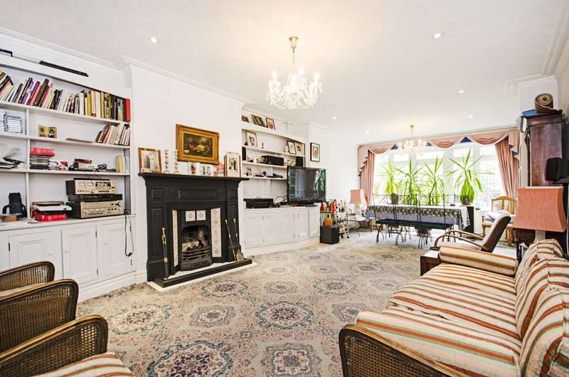 6 Bedrooms House for sale in Ravenscroft Avenue, Temple Fortune, NW11