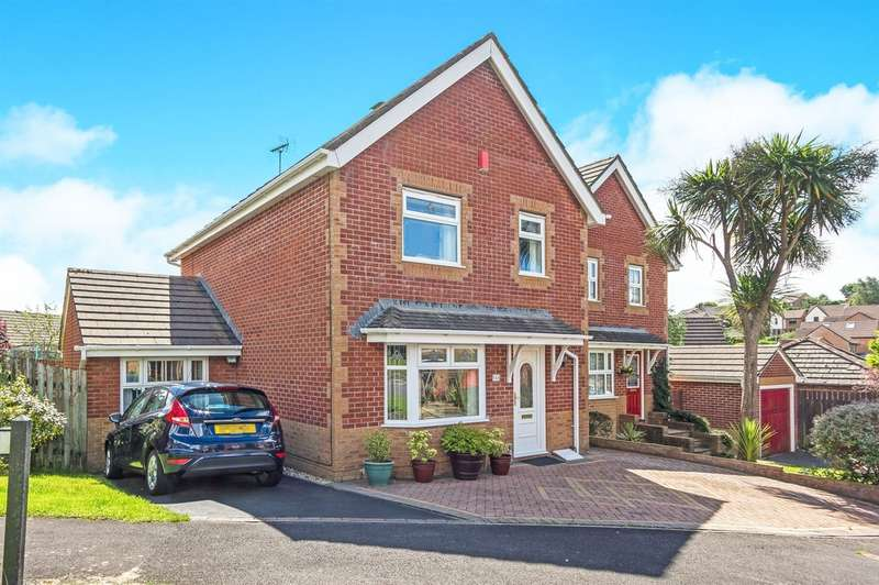 3 Bedrooms Detached House for sale in Ffordd Taliesin, Killay, Swansea